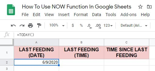 How to use FIND function in Google Sheets