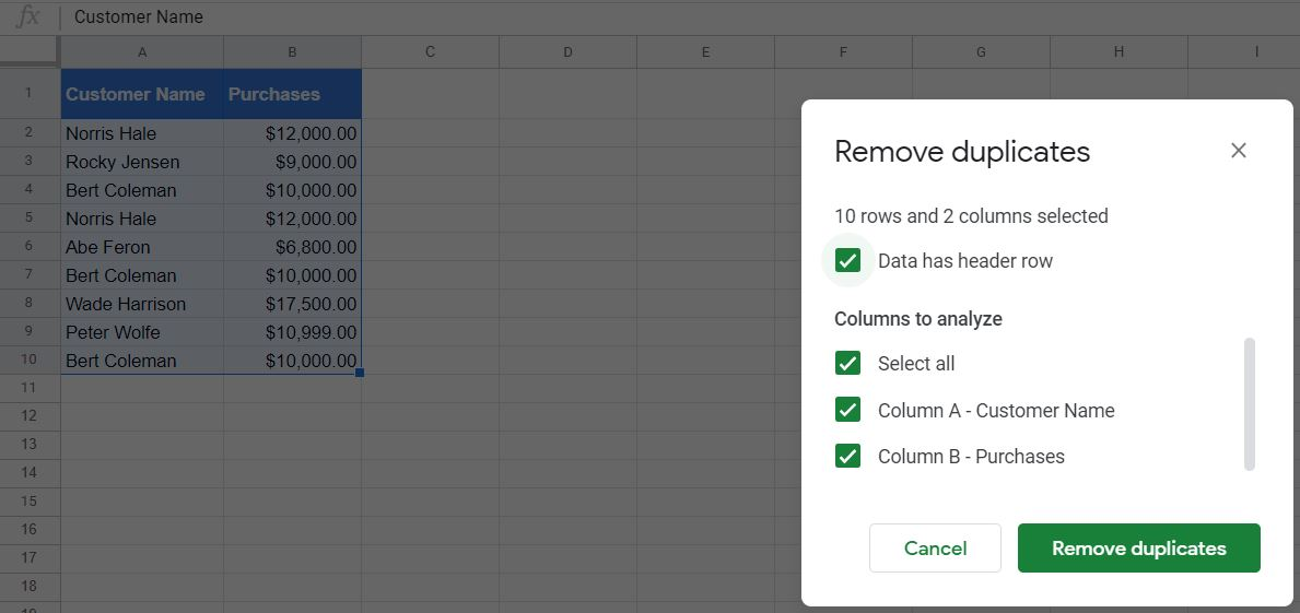 remove-duplicates-in-google-sheets