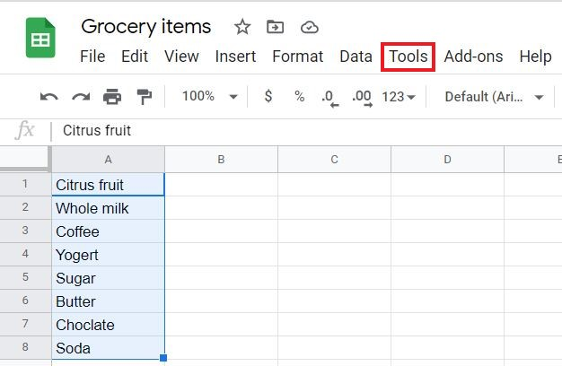 spell-check-in-google-sheets