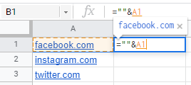 How to Remove Hyperlinks in Google Sheets