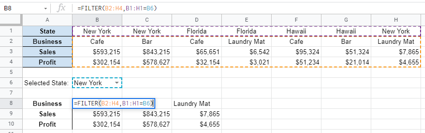 Filter Has Mismatched Range Sizes Error in Google Sheets? Here's The Fix!
