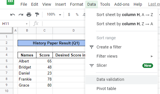 Best Ways to Protect Your Google Sheet Data