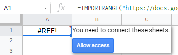 How to Share Specific Tabs in Google Sheets?