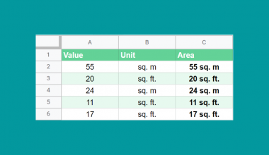 Using CONCATENATE to append text to each cell in a column